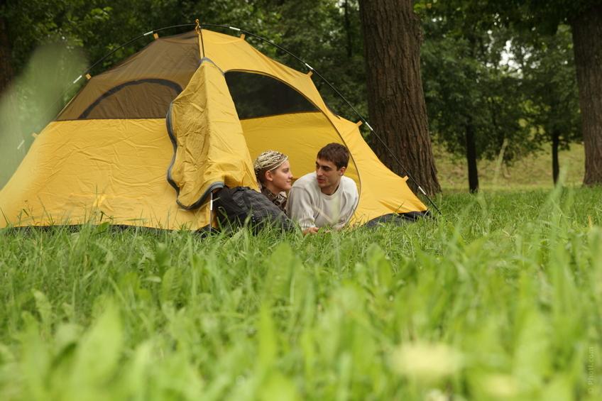 Camping er for alle der har lyst