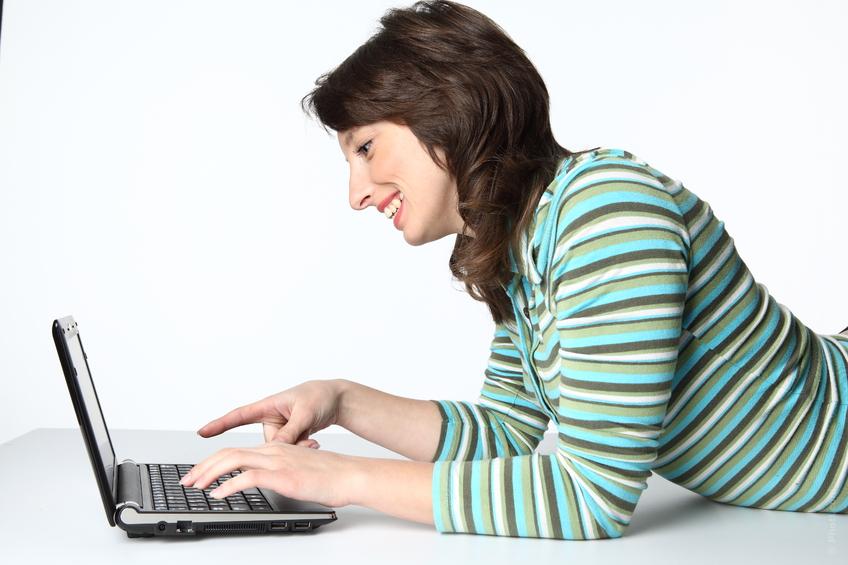 Online tøj shopping er bare sjovere