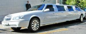 Limousiner i Las Vegas