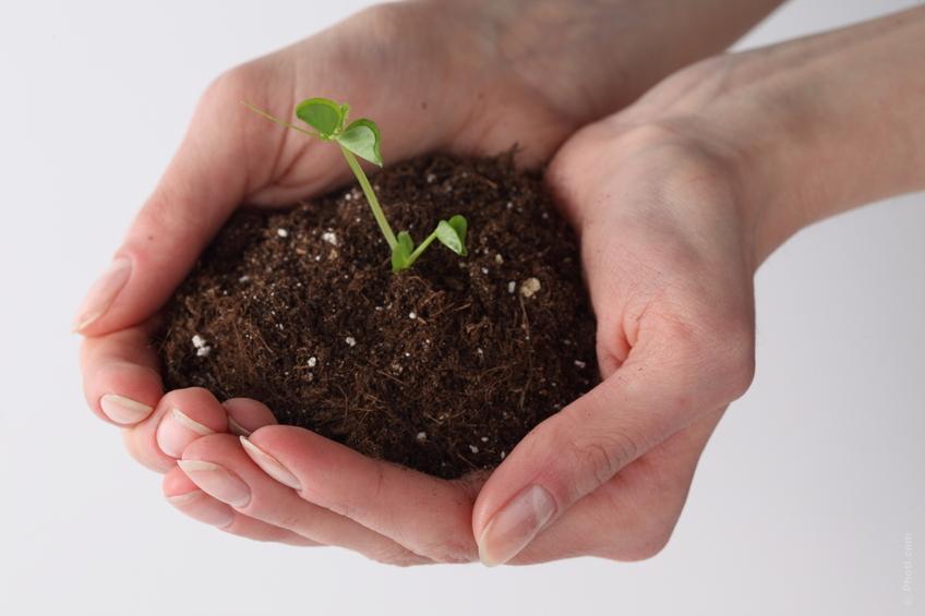 Vælg luft til vand varmepumpe hvis du har en lille have