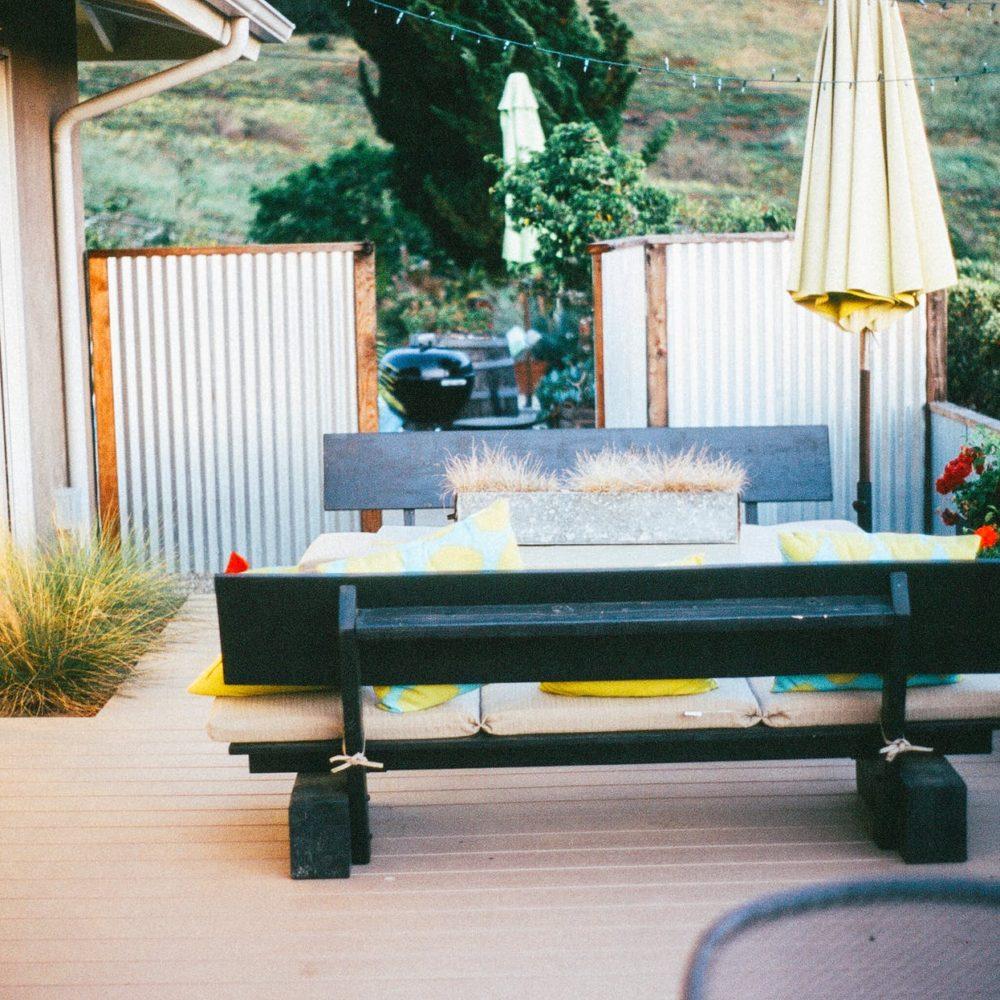 Nyd de lange forårsaftener med en terrassevarmer