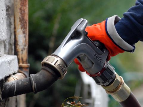 Tyskland har billig fyringsolie