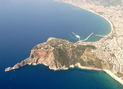 Nyd en charterferie i Alanya