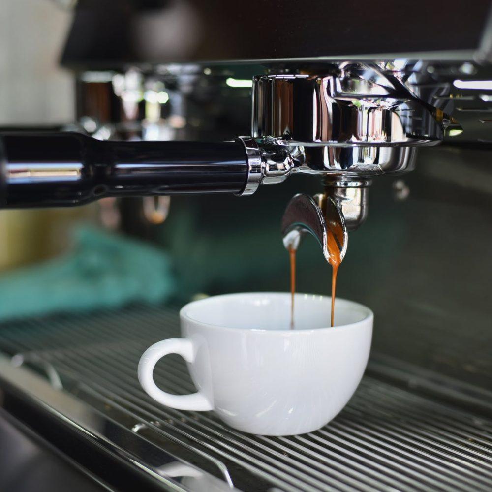 God kaffe kræver god maskine