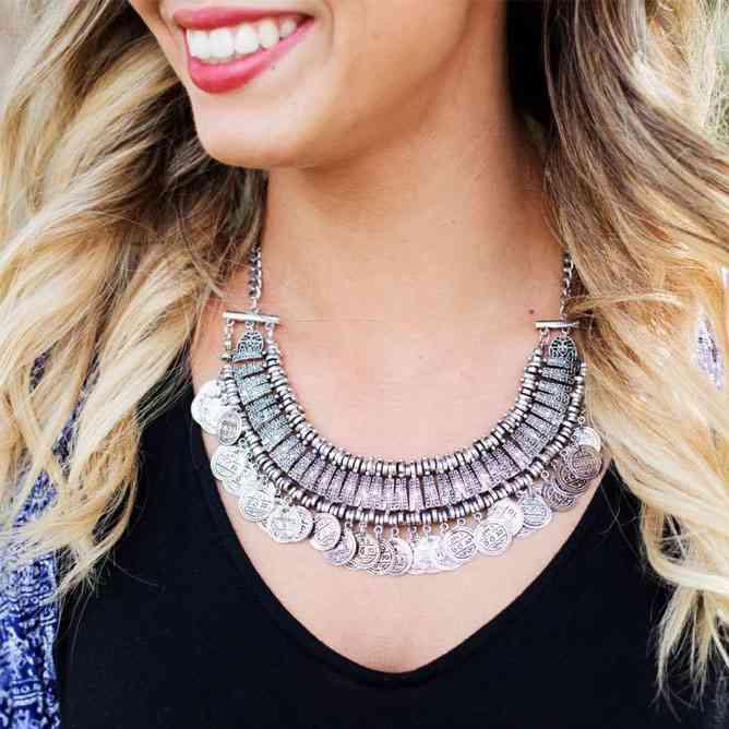 Forkæl dig selv med designer smykker
